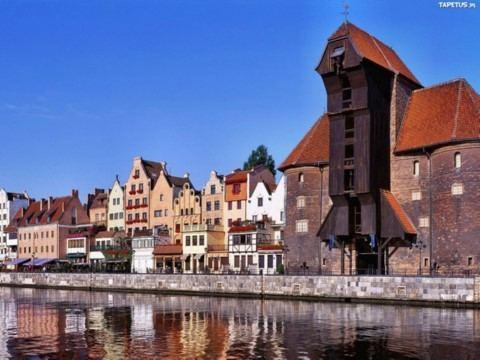 Wielki Żuraw w Gdansku