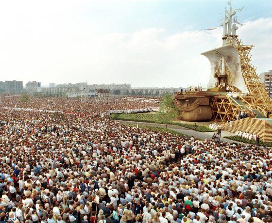Śladami Jana Pawła II w Gdańsku