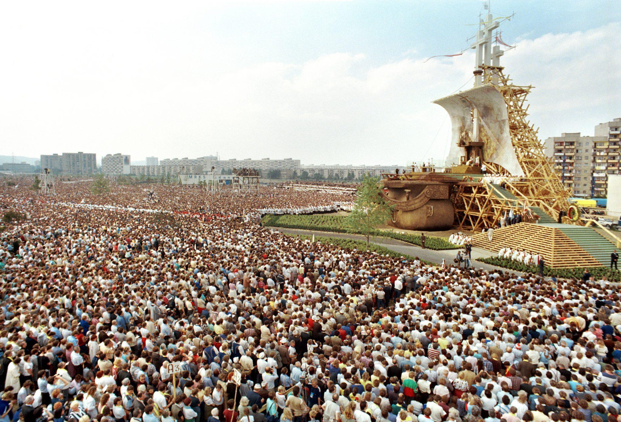Jan Paweł II w Gdańsku