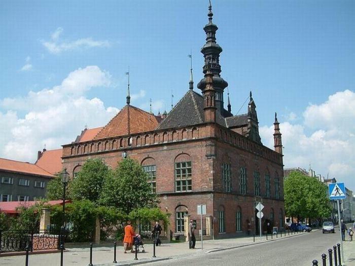 Ratusz Staromiejski w Gdansku