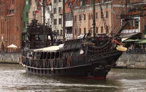 Czarna Perła, rejsy na Westerplatte