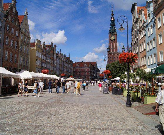 Gdańsk Droga Królewska zwiedzanie