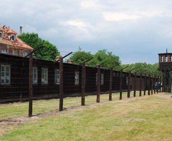 Stutthof obóz koncentracyjny zwiedzanie