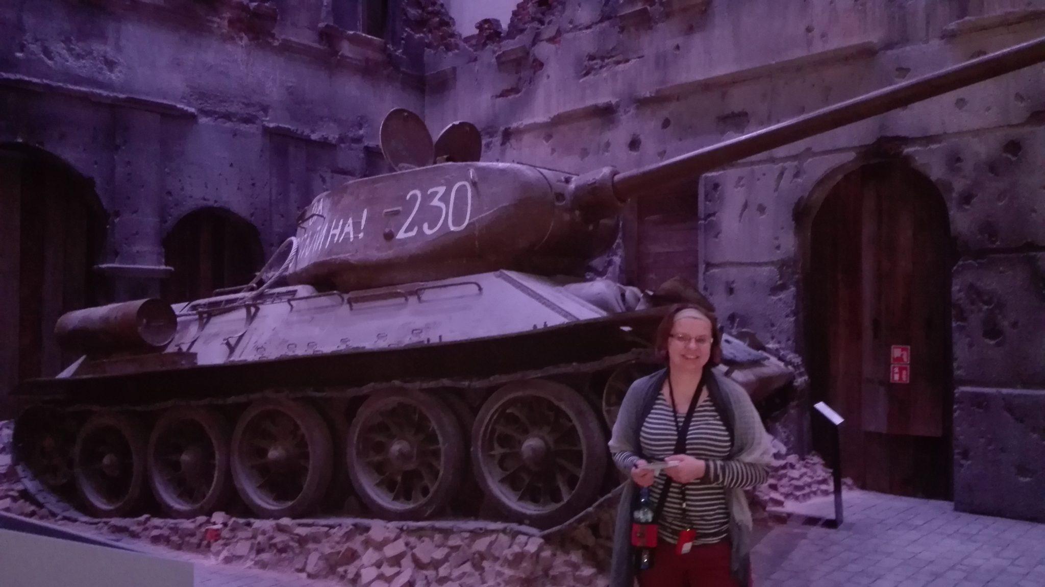 Muzeum II Wojny Światowej w Gdańsku zwiedzanie z przewodnikiem.