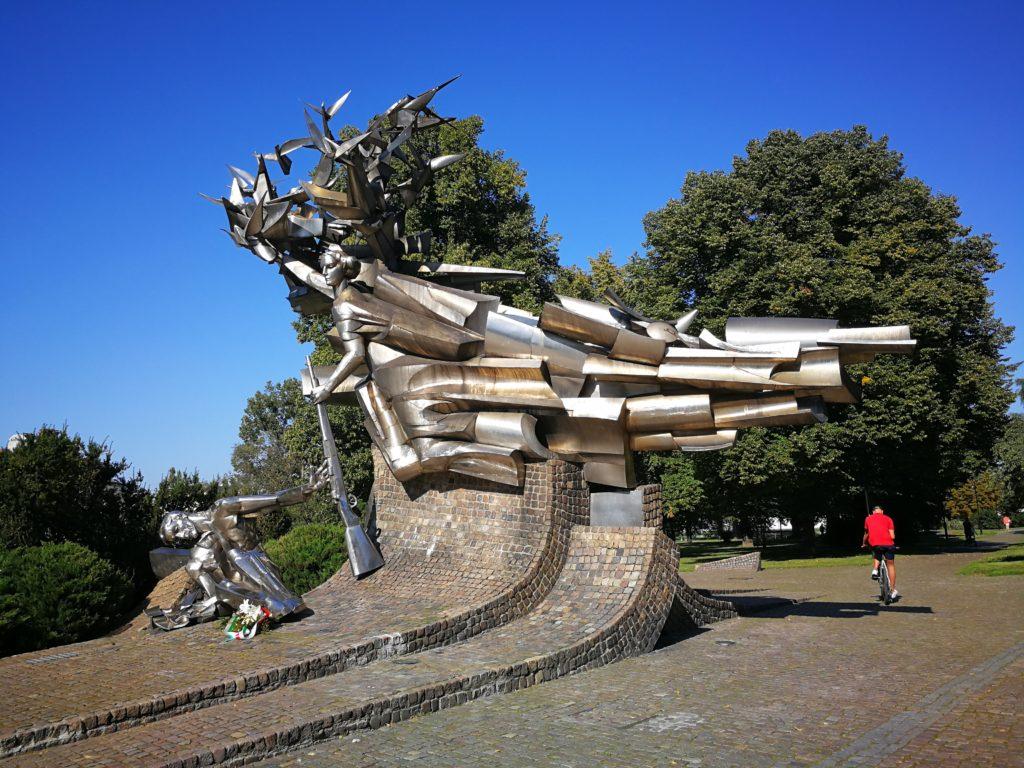 Pomnik Obrońców Poczty Polskiej w Gdańsku