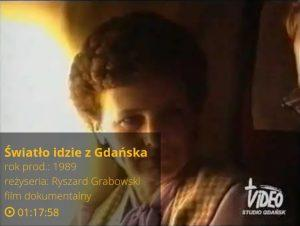 Światło idzie z Gdańska online