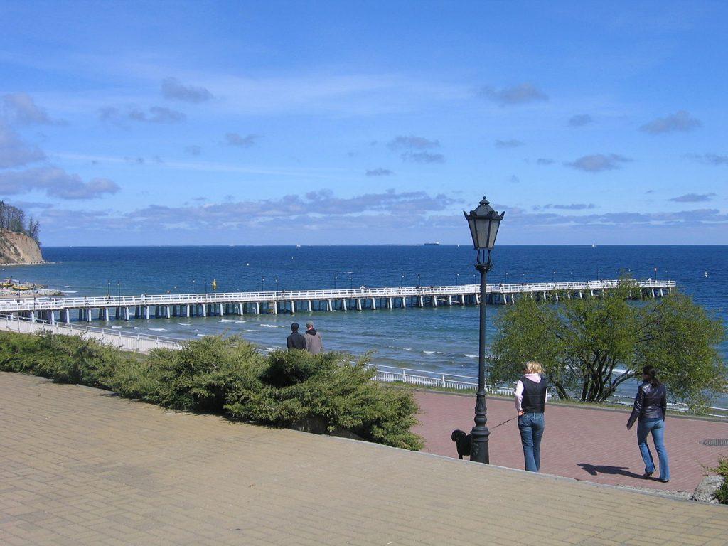 Molo-Gdynia-Orłowo