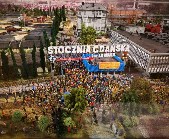 Gdańsk Trasa Solidarności