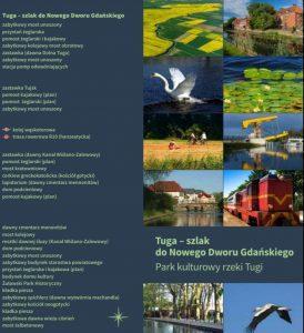Tuga – szlak do Nowego Dworu Gdańskiego. Park kulturowy rzeki Tugi pdf