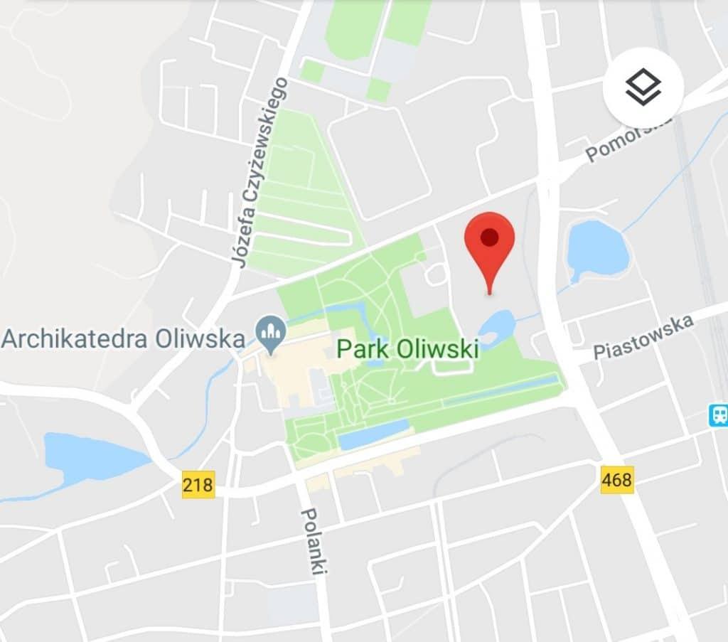 Ogród-Japoński-w-Parku-Oliwskim-Mapa-dojazdu