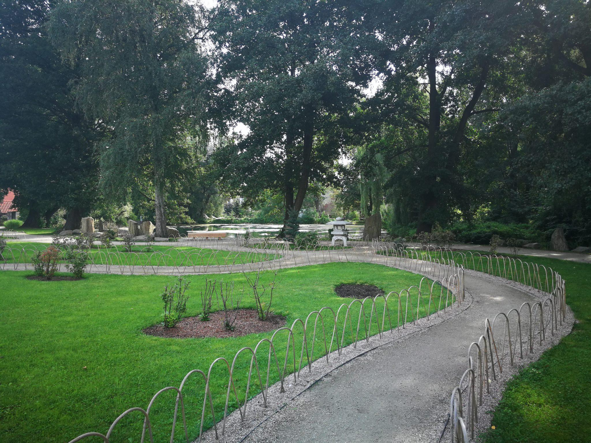 Ogrod Japonski W Parku Oliwskim W Gdansku Tour Guide Service Gdansk