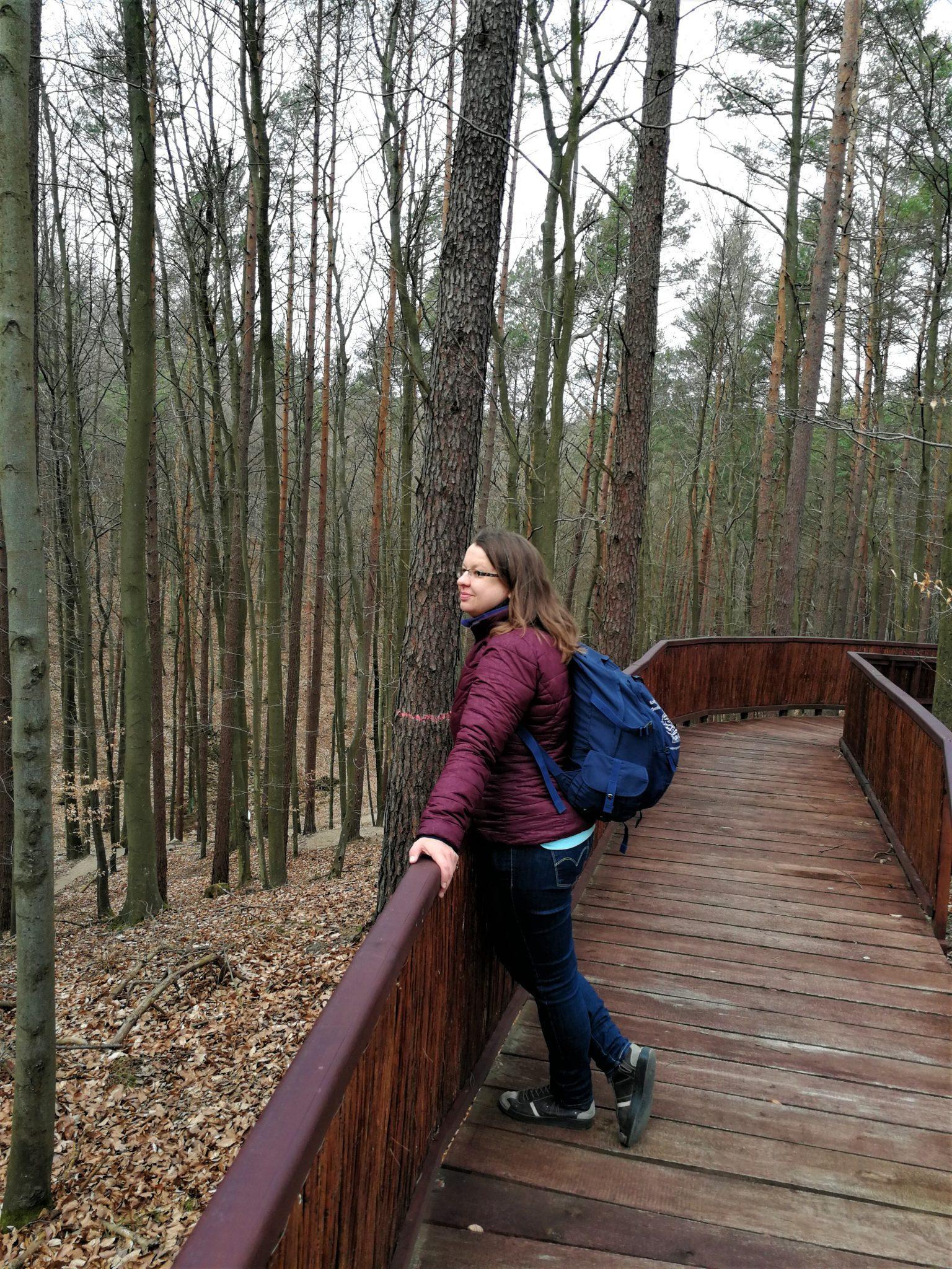 Szlak-Korzeni-w-Marszewie-na-zdjęciu-Ania-Anna-Kotula-z-Tour-Guide-Service-Gdansk
