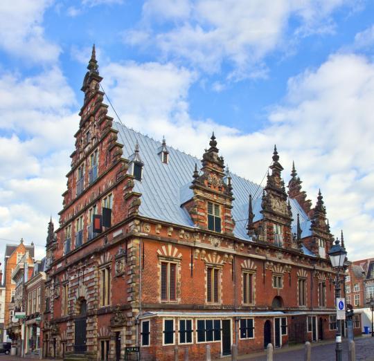 Hala Mięsna w Haarlem