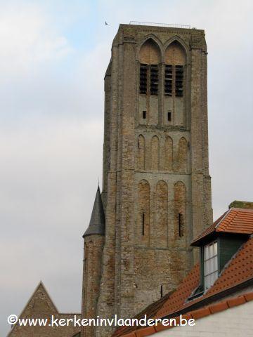 Kościół NMP w Damme, Flandria Zachodnia, Belgia