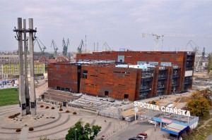 Europejskie Centrum Solidarnosci w Gdansku, Muzeum Solidarnosci, Pomnik Poleglych Stoczniowców grudzień 1970, ECS