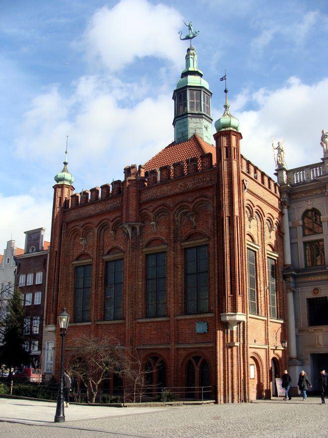 Dwór Bractwa Św. Jerzego w Gdańsku