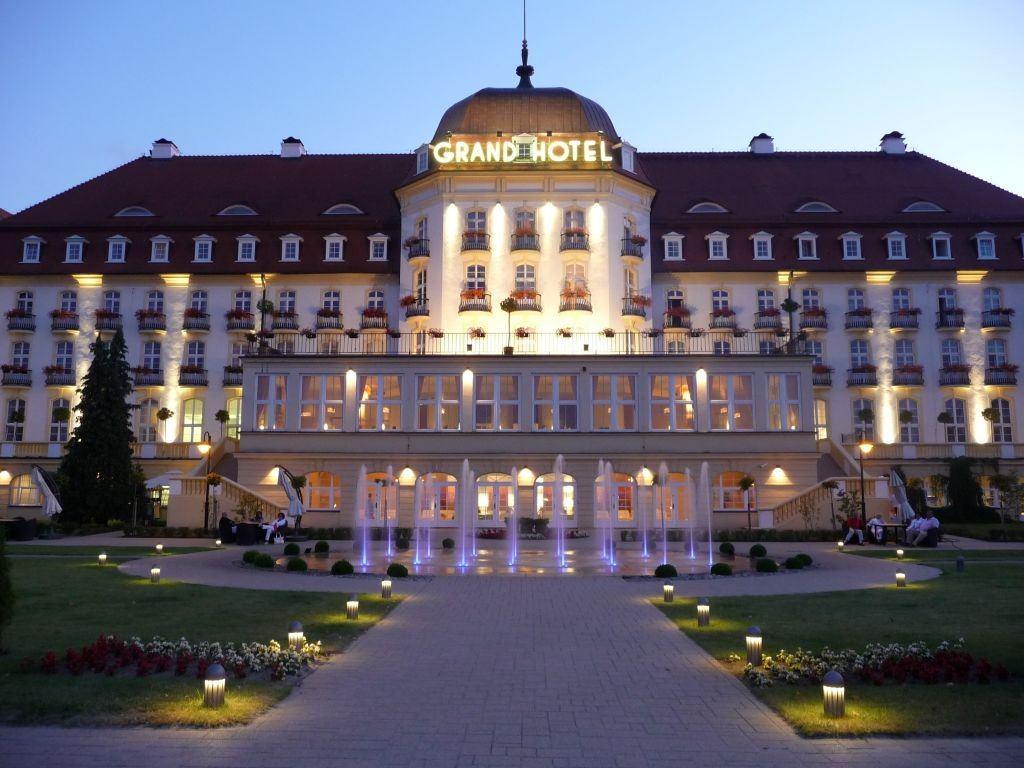 Grand Hotel w Sopocie