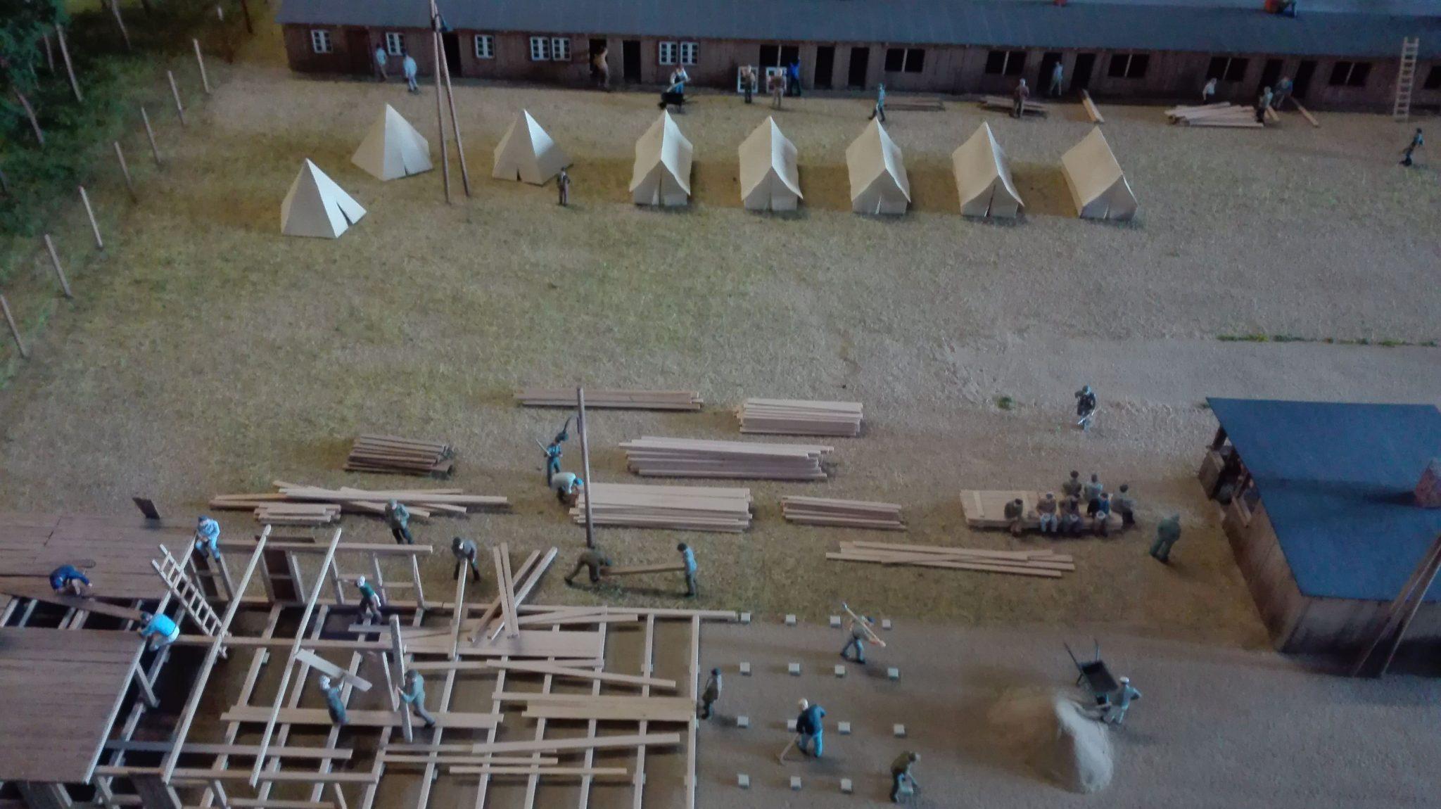 Stutthof zwiedzanie obozu