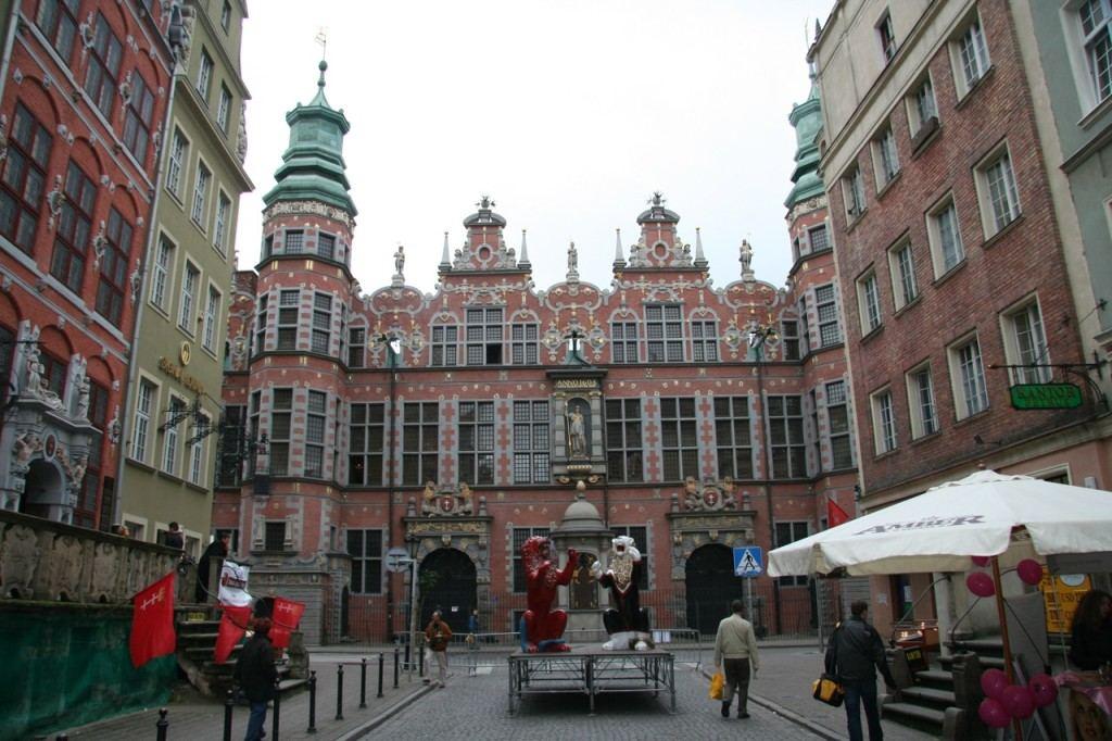 Wielka Zbrojownia w Gdansku