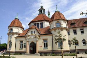 Zaklad Balneologiczny w Sopocie