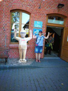 Sala BHP, Gdańsk; Ania Anna Kotula