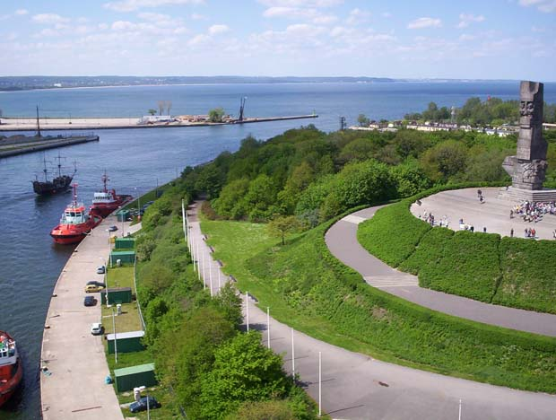 Rejsy na Westerplatte Galeon Lew