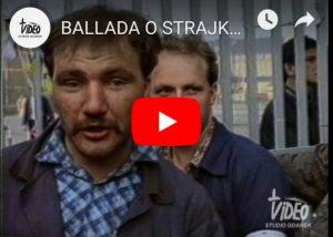 Ballada o strajku online