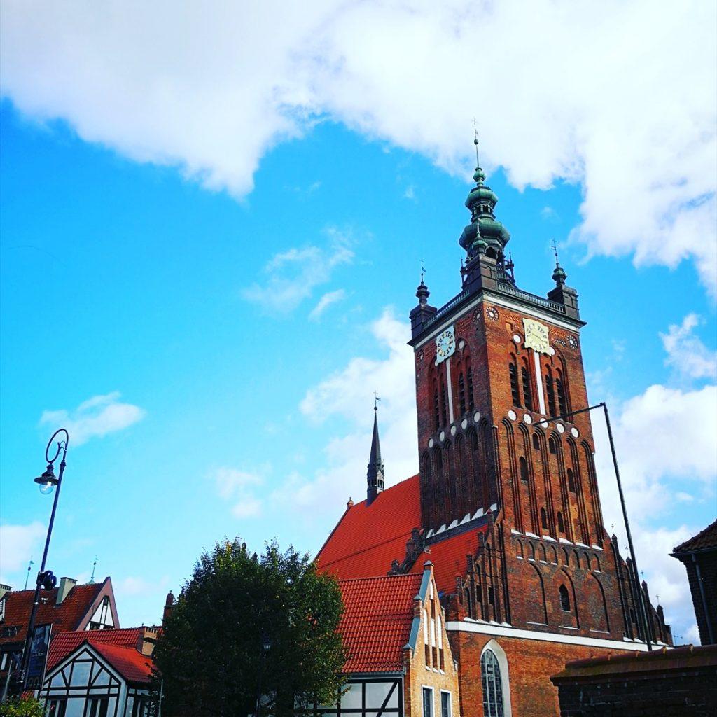 Kościół św. Katarzyny w Gdańsku; foto Ania Anna Kotula