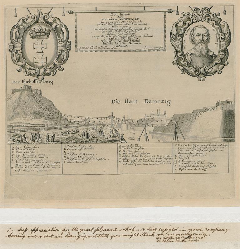 Kolejka Linowa na Biskupią Górkę projektu Adama Wiebe