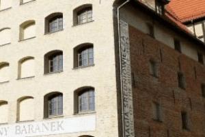 Błękitny Baranek w Gdańsku