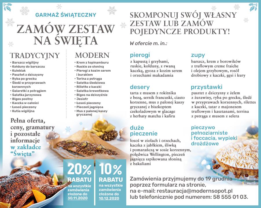 barszcz-wigilijny-na-wynos-Sopot-restauracja-Modern