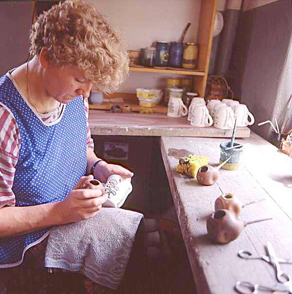 Pracownia Ceramiki Kaszubskiej w Chmielnie