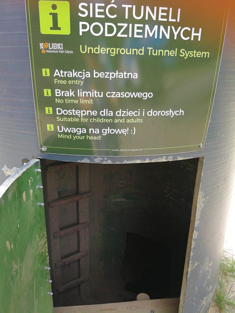 Kolibki-Adventure-Park-siec-tuneli-podziemnych